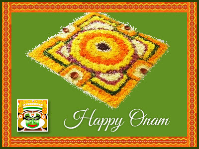 Onam FESTIVAL OF FLOWERS