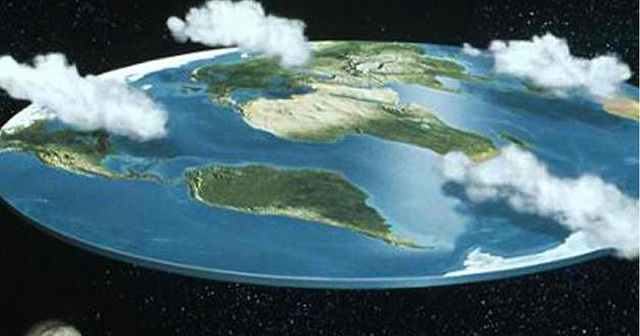Φοιτήτρια από την Αραβία δημοσίευσε στο διδακτορικό της ότι η Γη είναι επίπεδη! Επιβεβαιώνοντας οτι ειναι στην εποχή του μεσαίωνα ακόμα στην Αραβία!