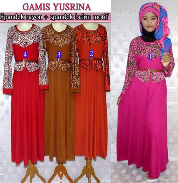 Baju Modis Toko Baju Grosir Baju Batik Muslim Model