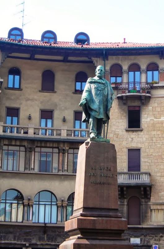 Bergamo affitto uffici centralissimo rotonda dei for Case affitto bergamo