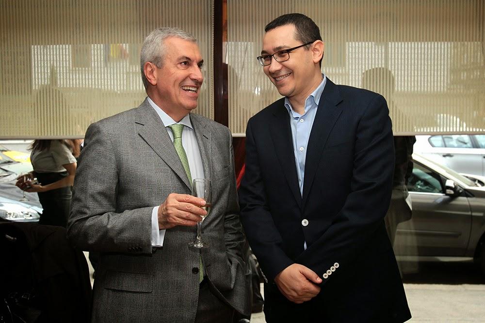 Călin Popescu Tăriceanu, Victor Ponta, Románia, államelnök-választások, Nemzeti Liberális Párt, liberalizmus,