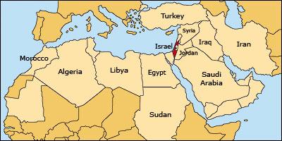 Where Is Israel Blogstuffu - Where is israel