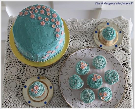 Chic Amp Gorgeous Treats Baking Recipe Robin S Egg Blue