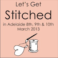Let's Get Stitched 2013