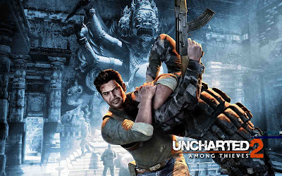 Uncharted 2 Wallpaper