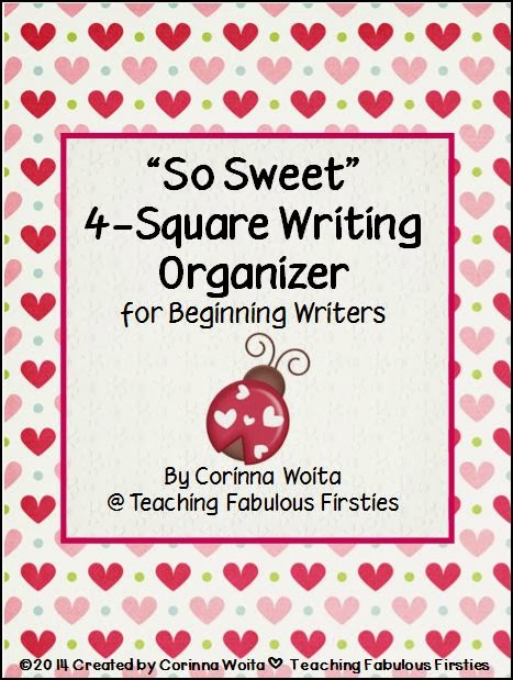 http://www.teacherspayteachers.com/Product/So-Sweet-4-Square-Writing-Organizer-for-Beginning-Writers-Freebie-1070360