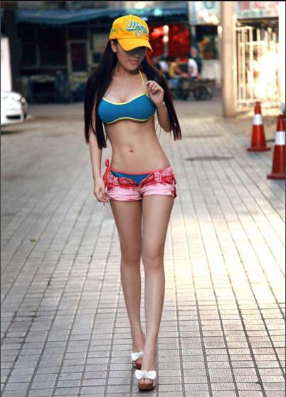 Wenwen Han Bikini Genuardis Portal PictureWenwen Han Bikini