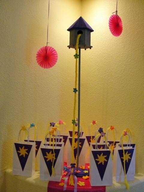 Decoracion De Rapunzel Para Fiestas Infantiles ~ Decoraci?n de Fiestas Infantiles de Enredados  Rapunzel  Tangled