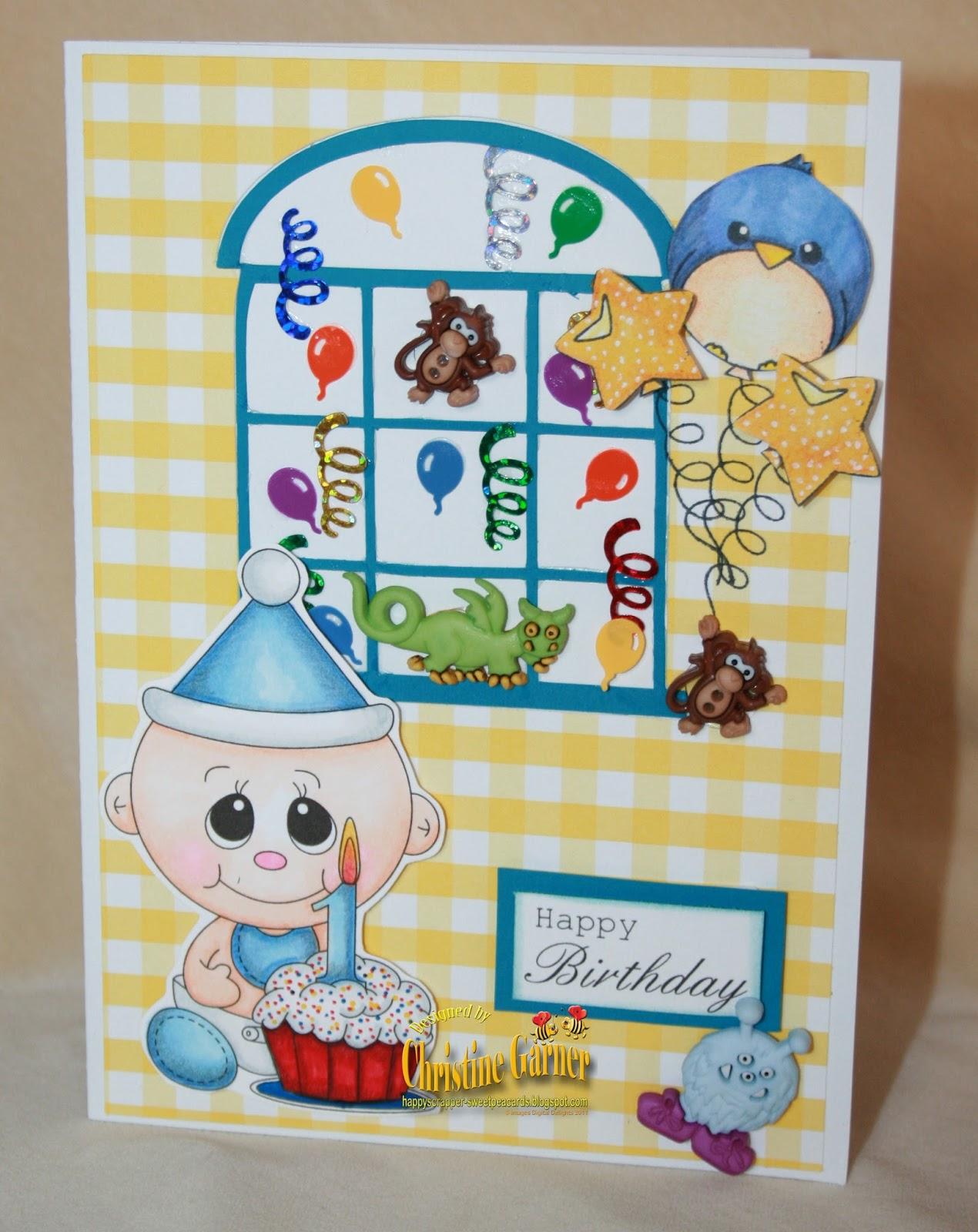 Sweet Pea Cards: Tutorial On Window Frame SVG Cute File ...