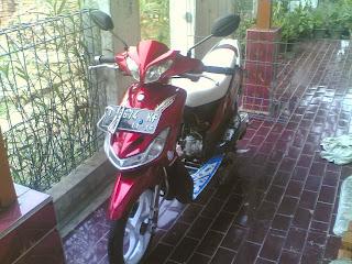 Modif Motor Yamaha 100