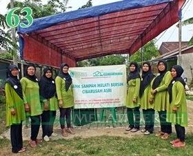 Bank Sampah Melati Bersih Cibarusah Asri Cibarusah Kabupaten Bekasi