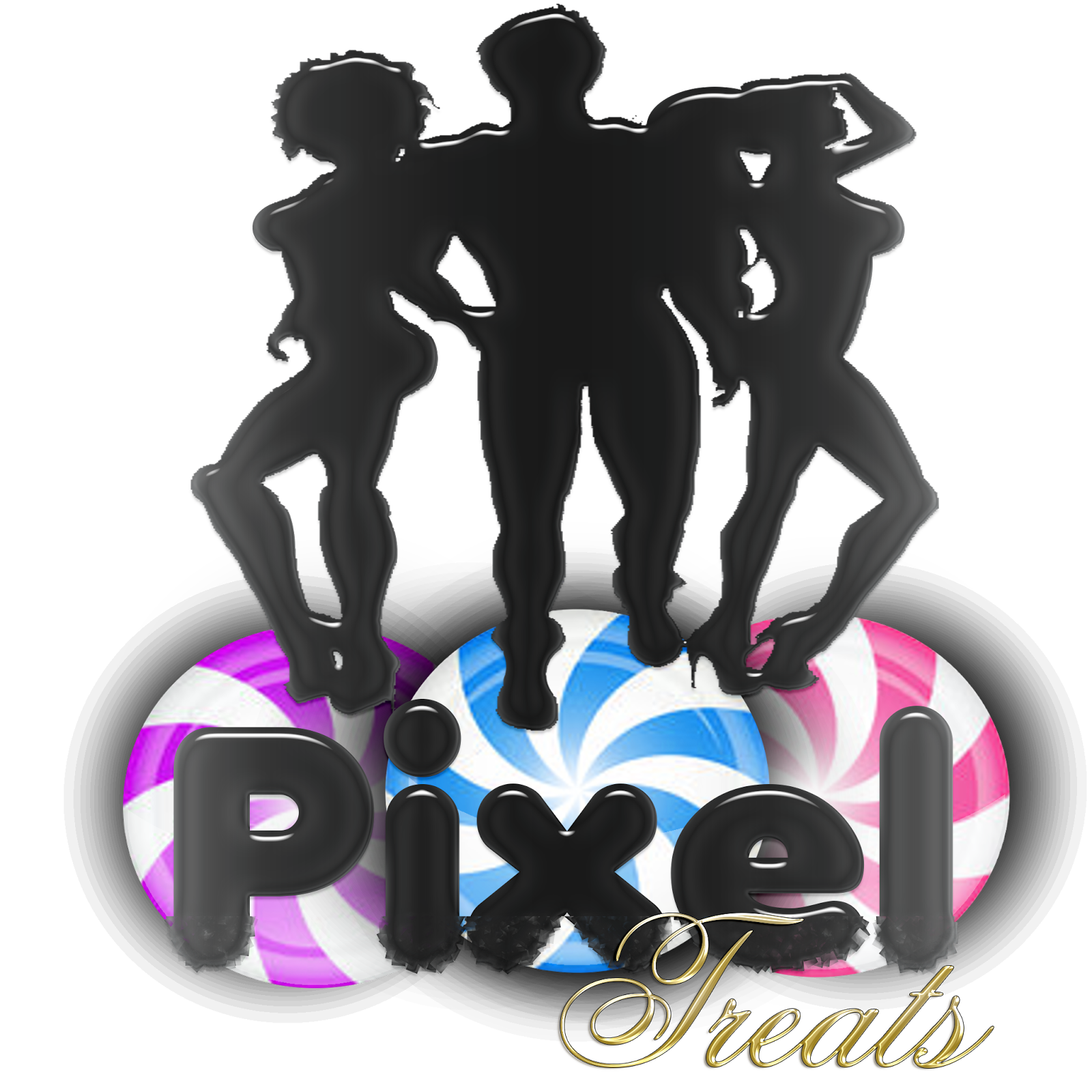 Look for this Logo! Pixel Treats