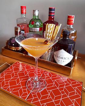 O Martini de Tangerina