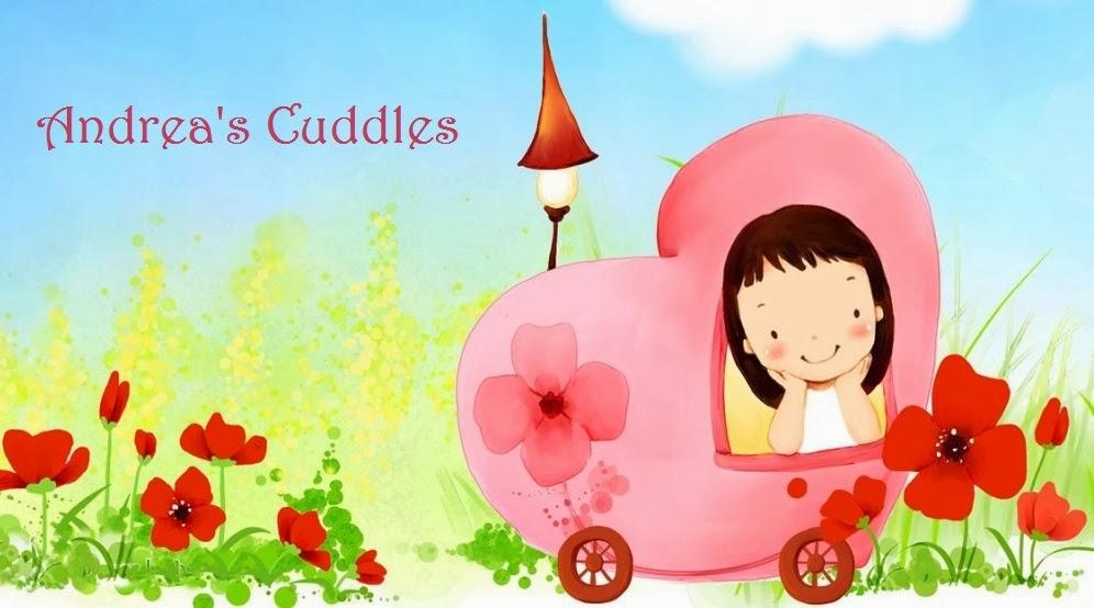 Andreas cuddles