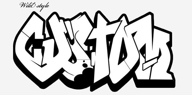 Grapyzona simple graffiti designs ideas - Graffiti simple ...