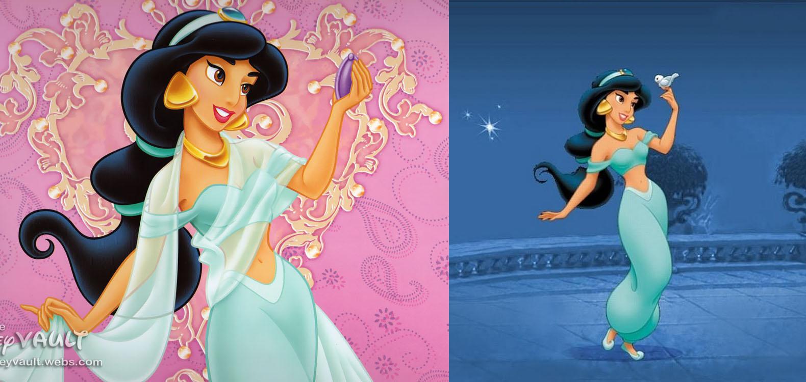 Sincerely sara style books inspired by disney - Princesse jasmine disney ...