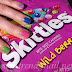 Nail trend: Skittles Manicure Wild Berry
