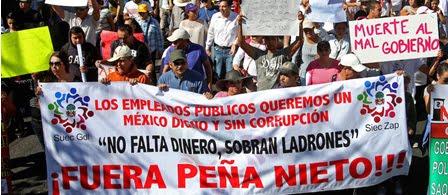 Movilización en Guadalajara, Jalisco