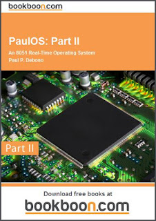 PaulOS: Part II An 8051 Real-Time Operating System