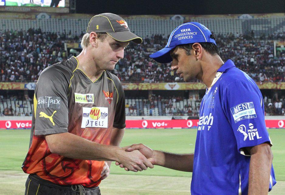 Cameron-White-Rahul-Dravid-SRH-vs-RR-IPL-2013