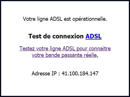 موقع معرفة و فحص و قياس سرعة النت الانترنت الحقيقية Mire Adsl