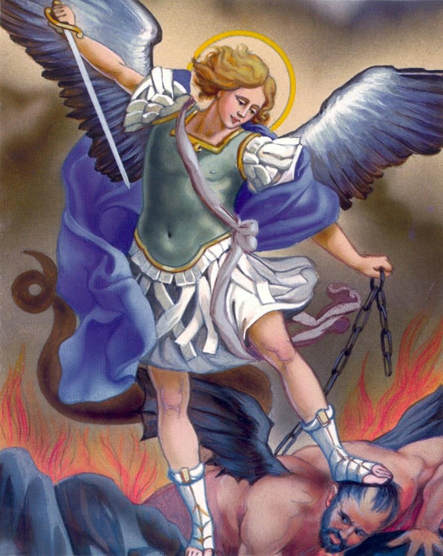 Oração Dia de São Miguel Arcanjo : 29 de Setembro