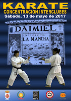 Concentración Interclubes de Karate