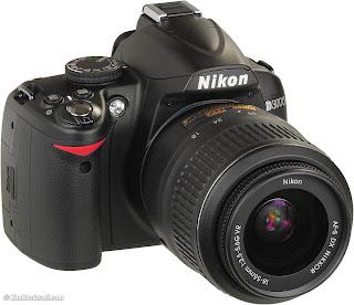 Review Harga Kamera Nikon D3000