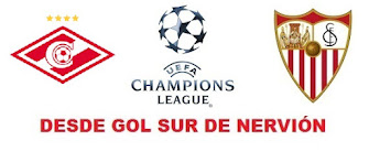 Próximo partido del Sevilla Fútbol Club - Martes 17/10/2017 a las 20:45 horas.