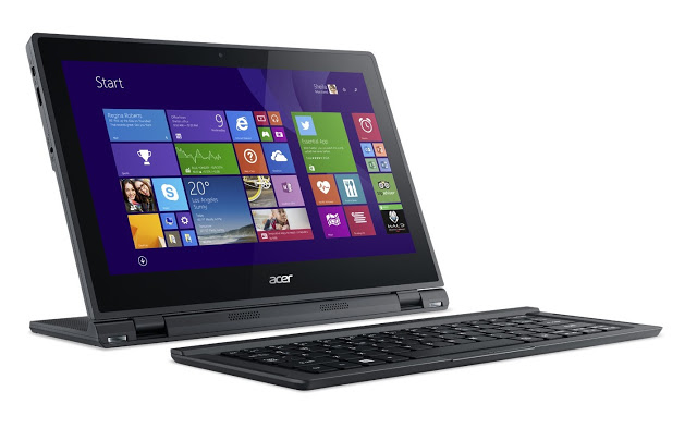 ACER gives you a 5 in 1 device: #PullitOff with Acer this School Year!