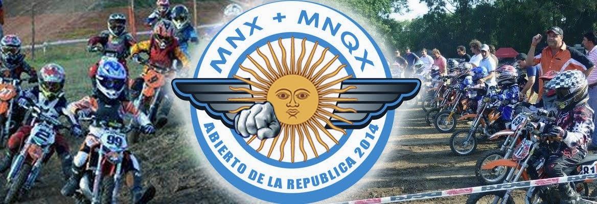 Abierto de la República: Minicross + Miniquadcross