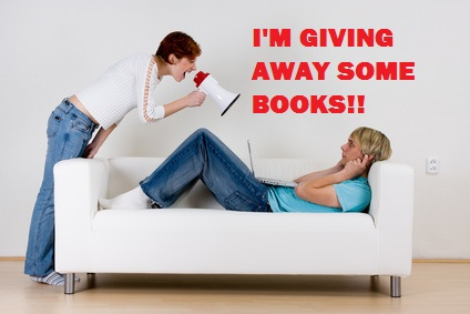BOOK GIVEAWAY!