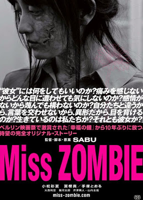 Miss Zombie Poster Download – Miss Zombie – HDTV AVI e RMVB Legendado (2014)