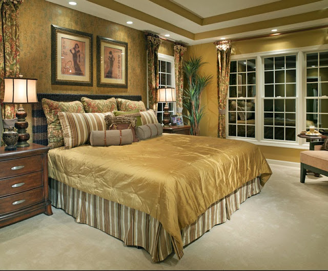 Master Bedroom Design Ideas with the Elegant Style