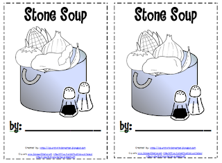 Stone Soup Coloring Pages Stone soup activities