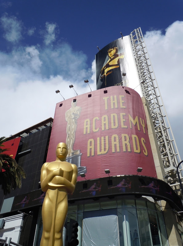 Academy Awards Hollywood Boulevard
