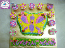 BUTTERFLY CAKE (RM80)