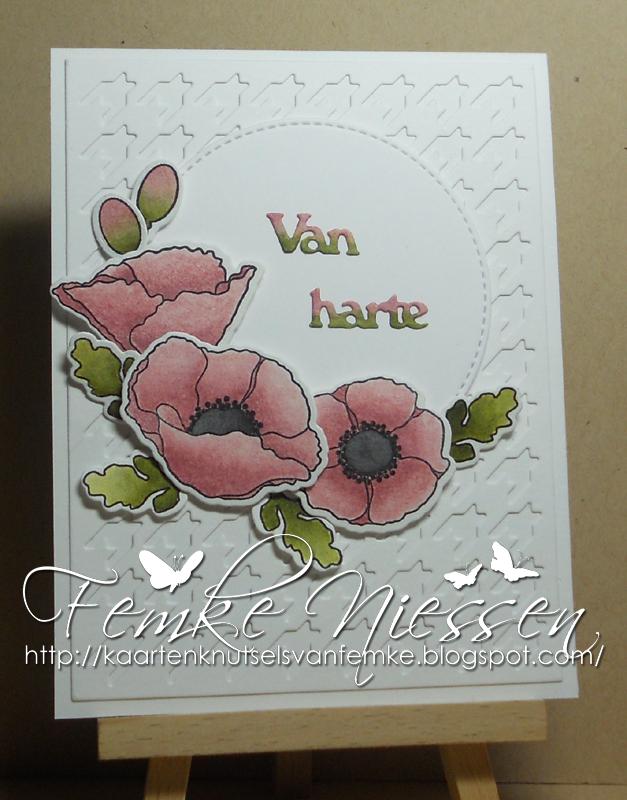 Good Morning Everyone In Dutch : Kaartenknutsels van femke simple birthday cards