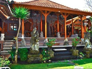 Hotel Murah Ubud - Sania's House