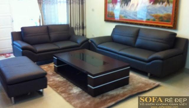 Sofa băng dài D007