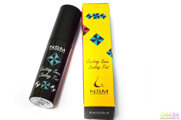 NSM Cooling Tint or Reborn Sorbet Melting Tint Gloss 5g