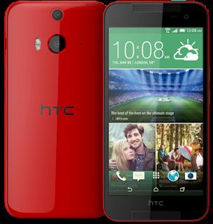 Harga dan Spesifikasi HTC Butterfly 2 Terbaru