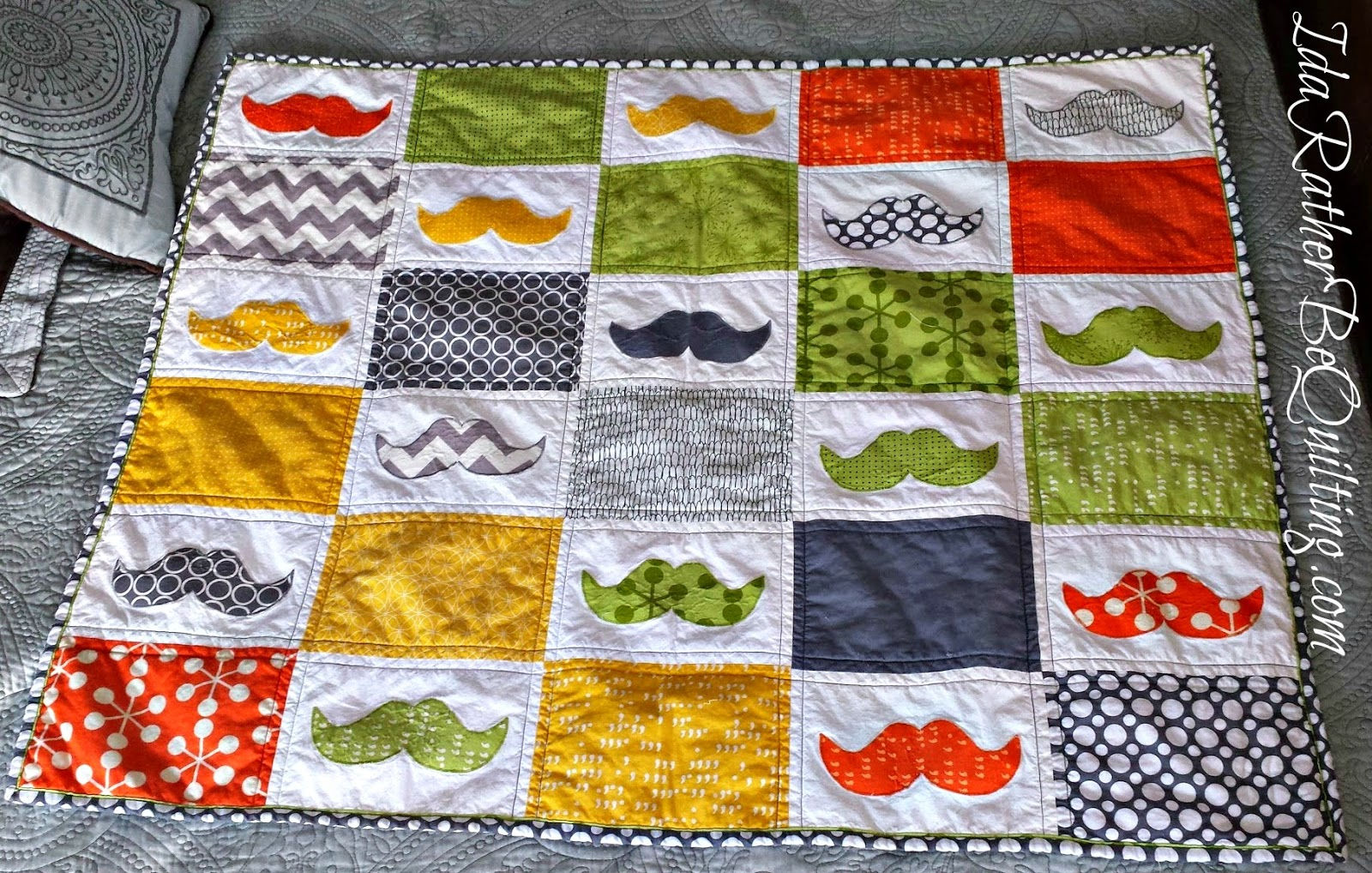 Ida Rather Be Quilting May 2015