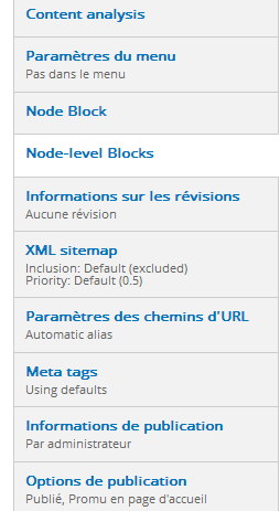 Insérer un node dans un bloc (sous Drupal 7), A Unix Mind In A Windows World