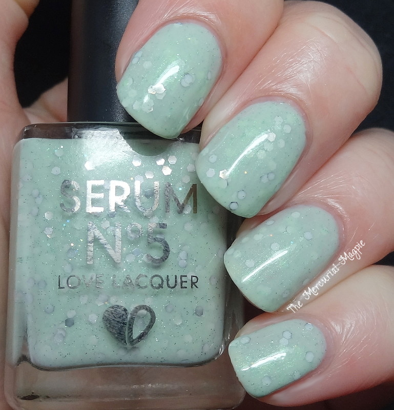 Serum No. 5 Mint To Be