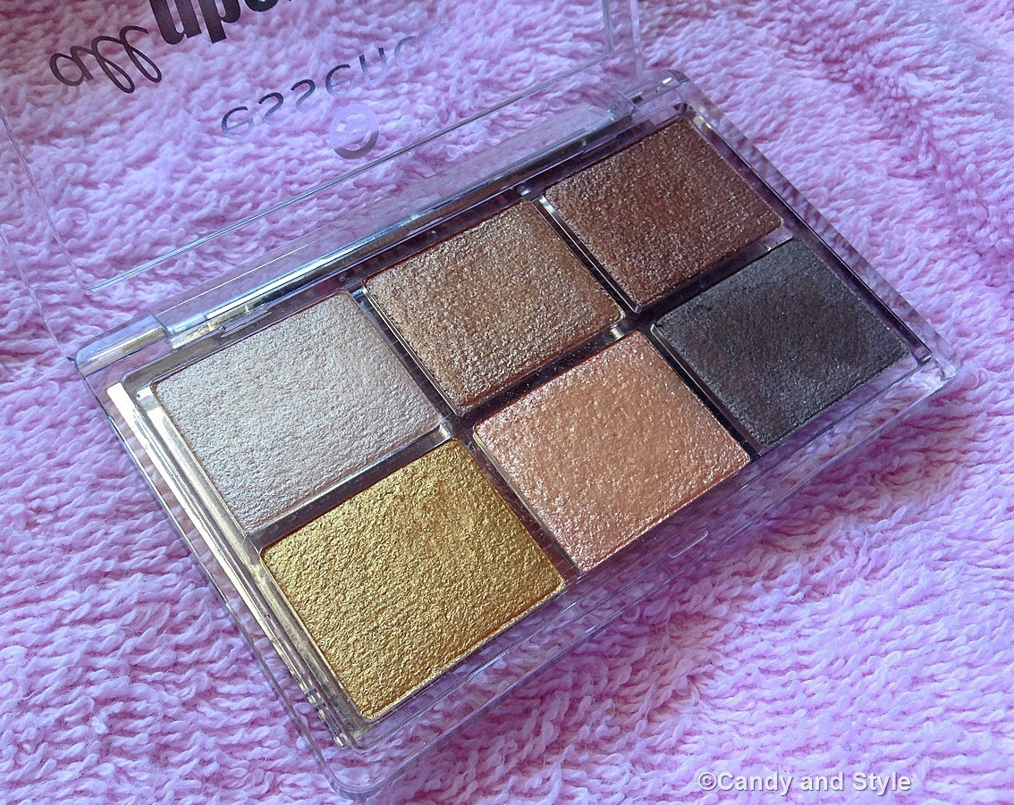 Essence all about sunrise eyeshadow