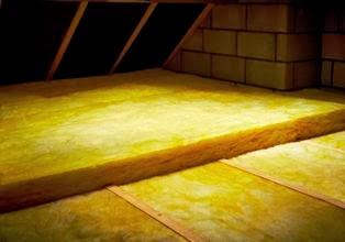 Poprawne ułożenie izolacji na stropie