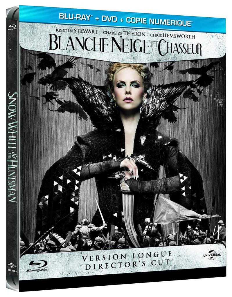 [MULTI] Blanche-Neige et le chasseur (2012) [TRUEFRENCH] [Bluray 720p]