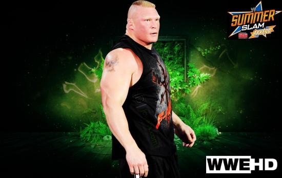 WWE Superstar Brock Lesnar HD Wallpapers