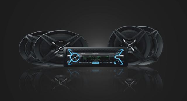 Auto estéreo Sony Xplod MEX-XB100BT